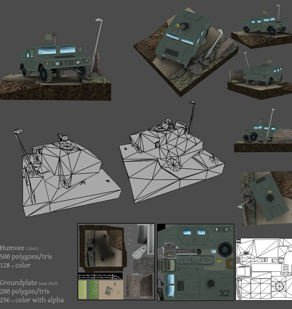 Humvee show