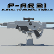 P ar21 deployed small
