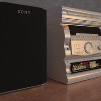 Cd player cover