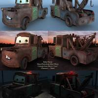 Mater cover
