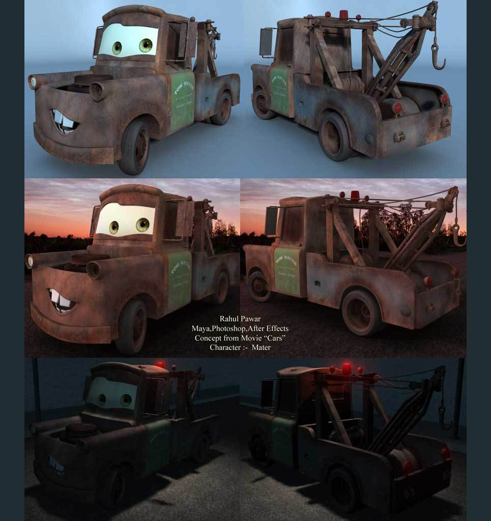Mater show