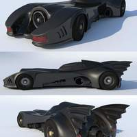 Batmobile cover
