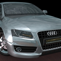 Audi 5 3d cover