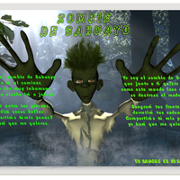 Zombie pa booklet cover