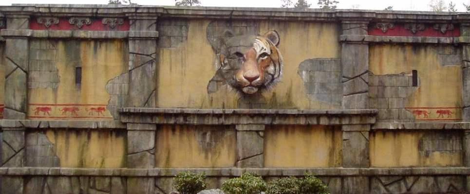 Tigerworld entre show