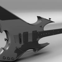 Guitar blend cover