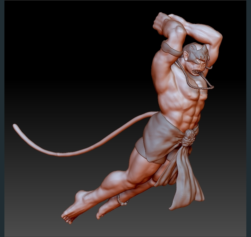 3d photoreal characters galleries