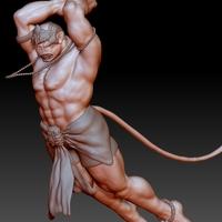 Hanuman07 cover