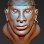 Face bust01 small