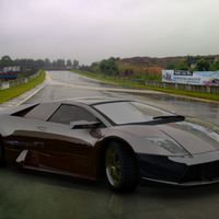 Lambo render in max edit in after effect cover