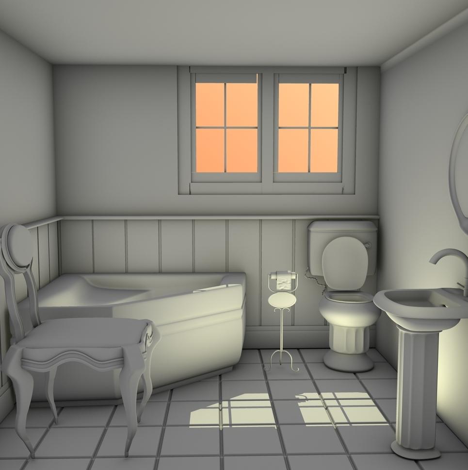 Bath room1 show