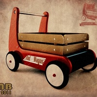 Carretto old style cover
