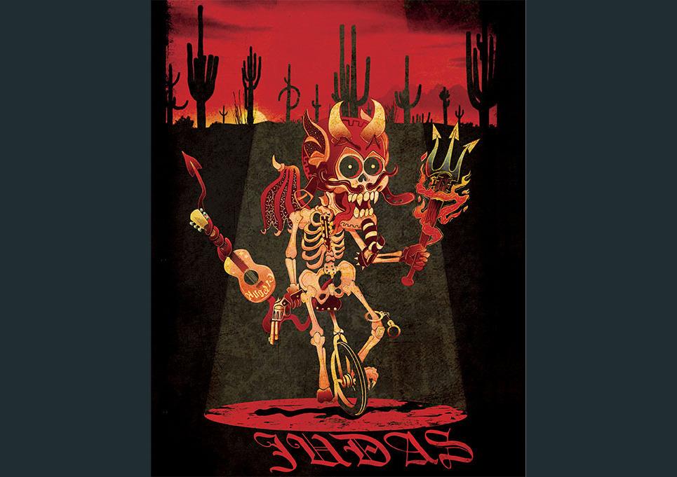 Judas8.5 11 show