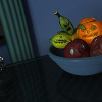 Fruitbowl stylised cover