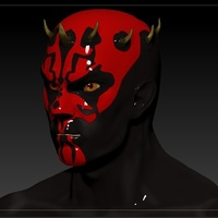 Darth maul2 cover