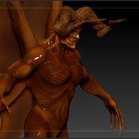 Devilman4 cover
