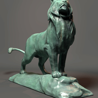 Cvbtruong lion statue 2013 cover