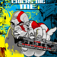 Chicks dig me small file  cover