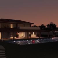 Casa campo noturna cover