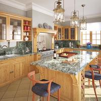 Cozinha de luxo cover