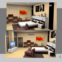 Bedroom design cover