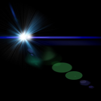 Lens flare 11 gfxcave cover