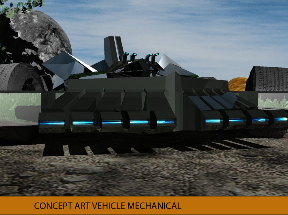Module vehicle 1920x1080 front show