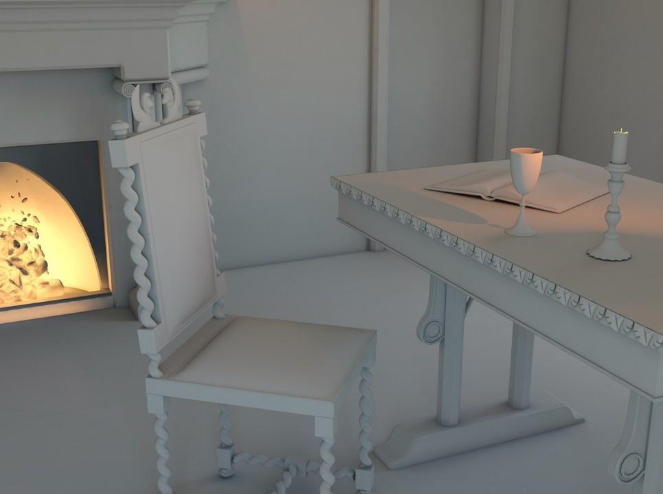 Living room c3 c show