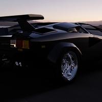 Lamborghini countache v2 2 cover