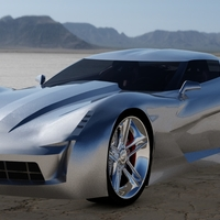 Stingray corvette v5 shot2 cover