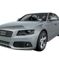 Audi avant a4 cover