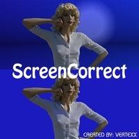 Free SnakesScreenCorrect for Shake 1.0