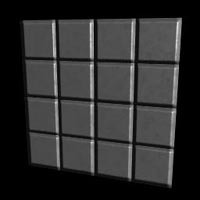 Metal Tile for Maya 1.0