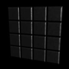 Metal Tile for Maya 1.0