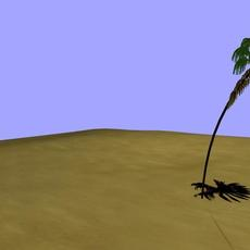 Palm Tree for Maya 1.0