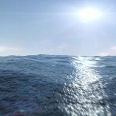 Ocean Shader for Xsi 1.0