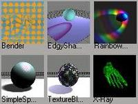 Free Aldis Animation Company Shaders for Xsi 1.0
