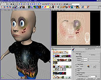 3D Paint NT 1.1 for Maya (maya plugin)
