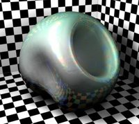 Free denfo-Nacreous cockleshell for Maya 0.0