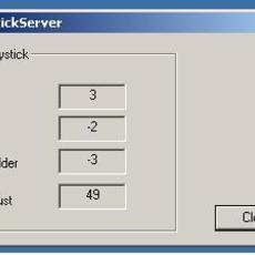 JoystickServer 0.1.0