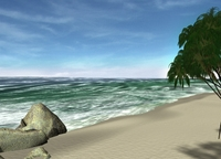 Free At The Sea for Maya 1.0