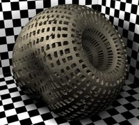 Free denfo-Stone-lattice for Maya 1.0