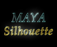 Free Silhouette for Maya 1.2