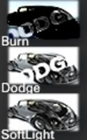 Free Burn, Dogde and SoftLight pack for Shake 1.1