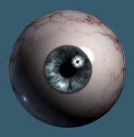 Free Blue Eyeball for Maya 1.0.0