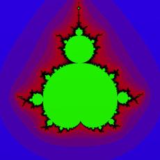 expression-driven Mandelbrot fractal (beta) for Maya 1.0