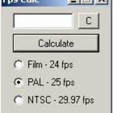 Fps Calculator 1.0.0