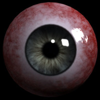 bloodshotEye 1.0 for Maya