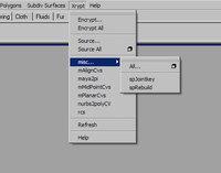 Free Xrypt - Mel File Encryption for Maya 0.5 (maya plugin)