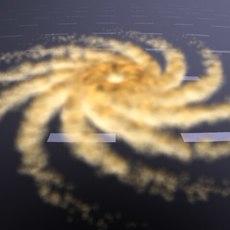 Galaxy for Maya 3.1